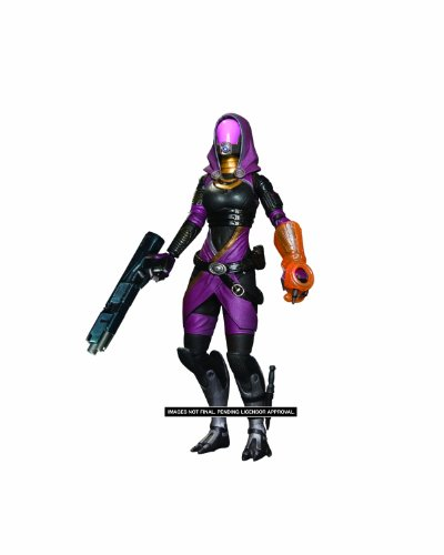 Big Fish Toys Mass Effect 3: Series 1: Tali Action Figure