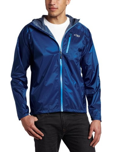 Outdoor Research Men's Helium II Jacket, Medium, Glacier