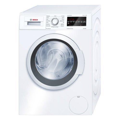 Bosch WAT24428IT Libera installazione Caricamento frontale 8kg 1200RPM A+++-30% Bianco lavatrice