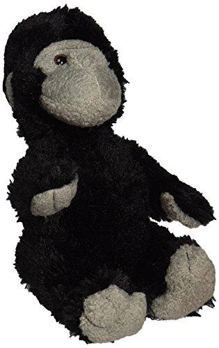 "Purr-Fection Tender Friend Gorilla Sitting 6"" Plush - 1"