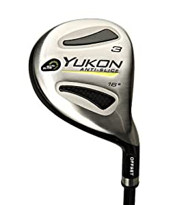 Pinemeadow Yukon Offset Fairway 3 Wood with Headcover (Right-Handed)