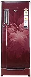 Whirlpool 215 Imfresh ROY 5S Direct-cool Single-door Refrigerator (200 Ltrs, 5 Star Rating, Wine Regalia)