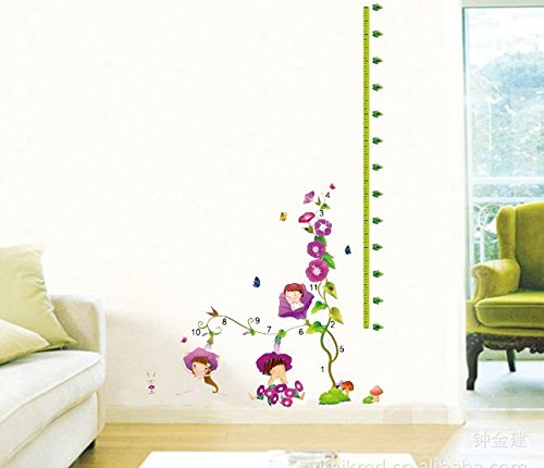 Baby Morning Glory Bedroom Measuring Height Strckers front-857846