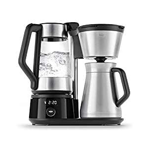 OXO On 12 Cup Coffee Maker & Brewing System (with 4oz Silver Canyon Coffee)