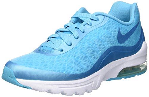 Nike Wmns Air Max Invigor Br Scarpe da Corsa, Donna, Multicolore (Gamma Blue/Gamma Blue/White), 39