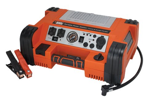 Black & Decker PPRH5B Professional Power Station