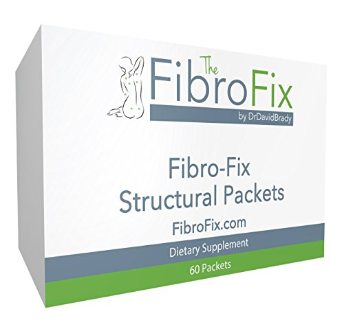 fibro-fix-structural-packets-dr-david-brady-fibromyalgia-fix-60-packets-for-skeletal-muscsuloskeleta