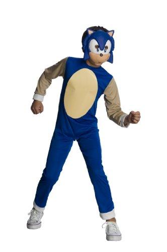 Sonic Generations Sonic The Hedgehog Costume - Large