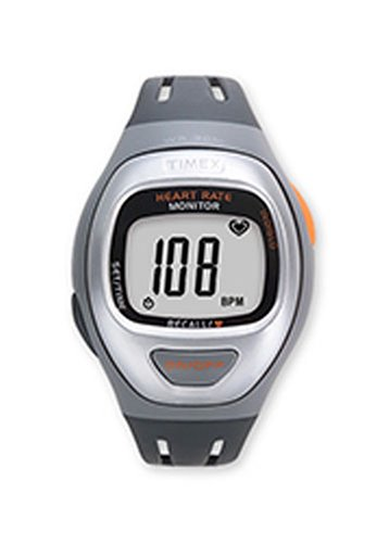 Cheap Timex Ironman Easy Analog Heart Rate Monitor (T5G941)