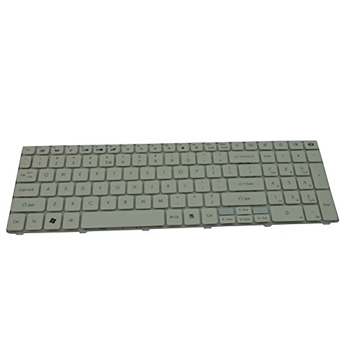 Generic White Laptop US Keyboard for ACER eMachines E440 E640 E642 E642G E644 E644G E732 G640 G730 G730G G730ZG G730Z Series (Gateway Nv Keyboard White compare prices)