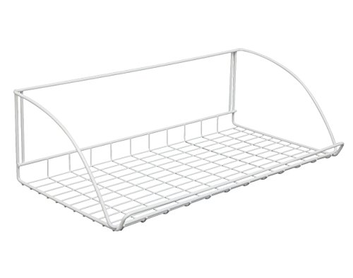 ClosetMaid 8279 24-Inch Wide Laundry Utility Hanger Shelf (Wire Wall Shelving compare prices)