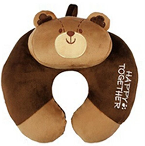 Bear Body Pillow back-270251