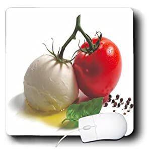 mp_98616_1 Florene Food and Beverage - Photo Of Tomato n Mozzarella Ball.jpg - Mouse Pads