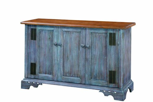 Buy Low Price Turning House Piedmont Buffet by Turning House – Golden Toffee on the top and Driftwood G (SH3-46DO) (SH3-46DO)