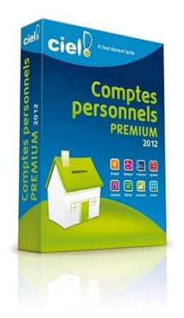 Ciel Comptes Personnels Premium 2012
