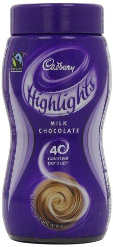 Cadbury Highlights Milk Chocolate Drink 220 g (Pack of 3)
