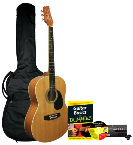 Guitar For Dummies Acoustic Guitar Starter Pack (G