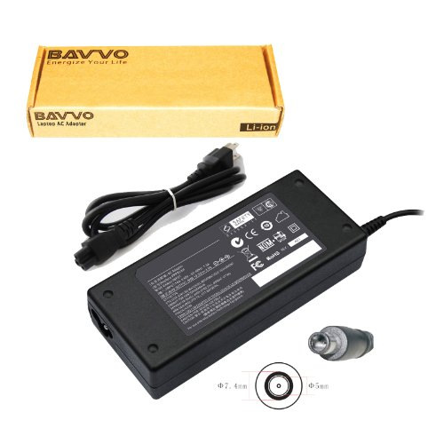 Bavvo 90W Replacement Laptop AC Adapter Charger Power Supply for COMPAQ Presario A900
