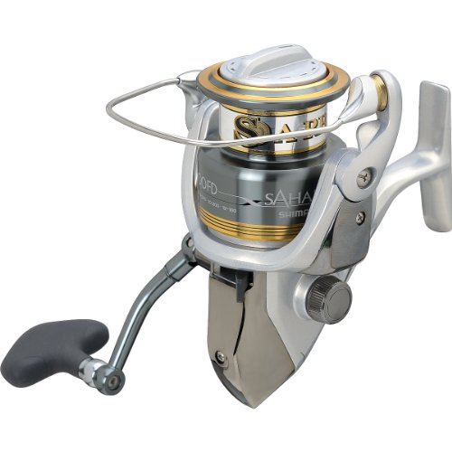 Shimano Sahara 4000 FD Reel