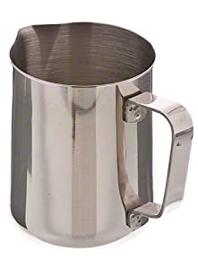 Espresso Coffee Milk Frothing Pitcher, Stainless Steel