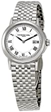 Raymond Weil Womens 5966-ST-00300 Tradition White Dial Watch