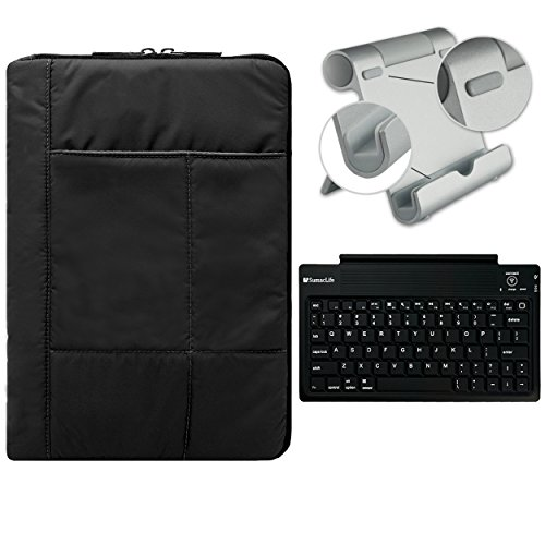 Click to buy Vangoddy Pillow Collection Lightweight Carrying Sleeve For Asus Memo Pad 10, ME103K, TF103C 10.1-inch Tablet + Bluetooth Keyboard + Foldable Stand - From only $45.98