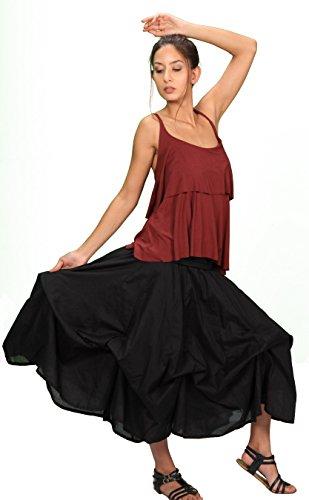Paramita-Designs-Womens-Blooming-Lotus-Skirt
