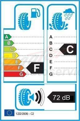 Sonar 05719148 S-888 17580 R13 97n Sommerreifen Kraftstoffeffizienz F Nasshaftung C Externes Rollgerusch 2 72 Db von Sonar