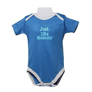 Mothercare - Bodysuits Set Of Body Suits Unisex Round Neck 18 - 24 Months