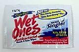 Wet Ones Antibacterial Hand Wipes - Fresh Scent: 24 Count Singles
