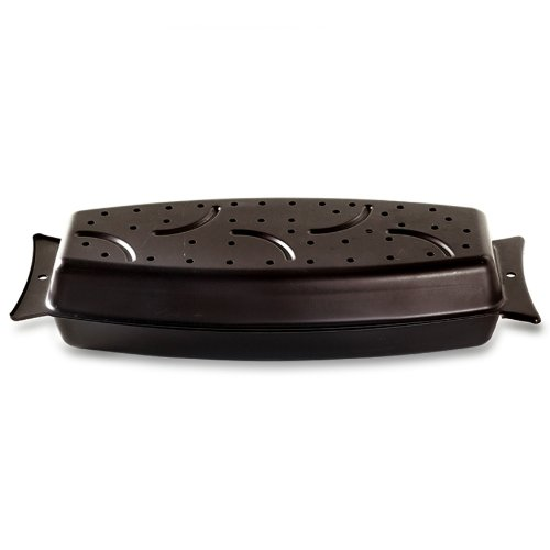 Nordic Ware 365 - Contenitore per cottura di cibi al vapore/alla griglia