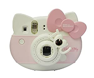 [Fujifilm Instax Mini Hello Kitty Selfie Lens] -- CAIUL IOU Style Instax Mini Close Up Lens with Self-portrait Mirror For Instax Mini Hello Kitty Instant Camera, White