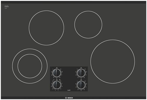 Bosch NEM3064UC 30 300 Series Smoothtop Electric Cooktop