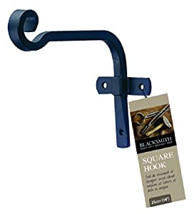 Gardman 6-inch Blacksmith Square Hook