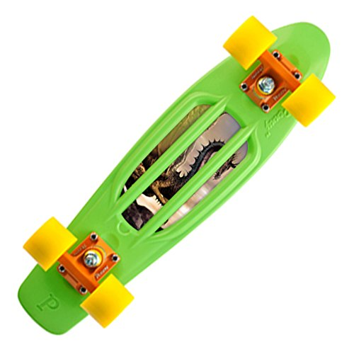 Mightyskins Protective Vinyl Skin Decal Cover for Penny Board Original 22