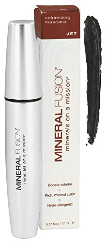 Mineral Fusion - Volumizing Mascara Jet