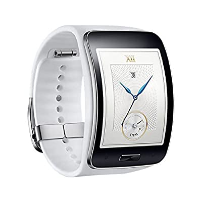 Samsung Gear S SM-R750 S K Curved Super AMOLED Smart Watch White