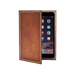 Apple iPad Mini 4 Case Book Cover Style - My Book Vintage Hardback