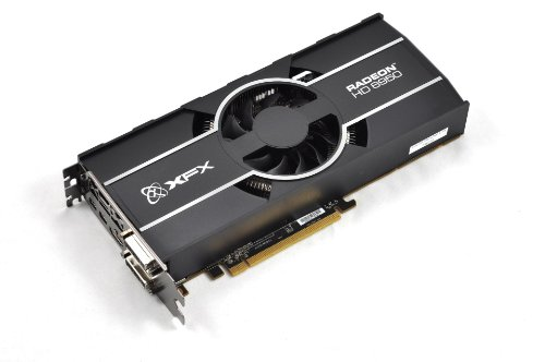 XFX ATI Radeon HD6950 Graphics Card PCI-e 2 GB GDDR5 Memory 2x DVI HDMI 2x Display Port