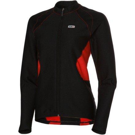 Buy Low Price Louis Garneau Women's Perfector Long Sleeve Jersey (B005J39JPA)