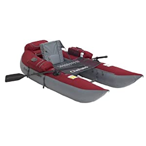 Buy Classic Accessories Chehalis Frameless Inflatable Pontoon Boat With Storage Bag by Classic Accessories