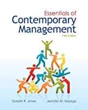 Loose Leaf for Essentials of Contemporary Management by Gareth Jones