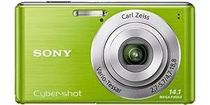Sony DSC-W530G Appareil photo numérique 14 Mpix Vert