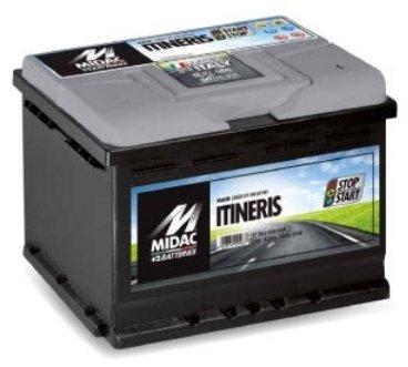 Start Stop Batterie Autobatterie Starterbatterie
