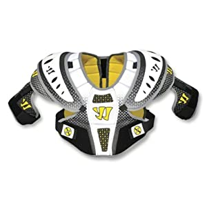 Warrior Adrenaline X1 Hitman Lacrosse Shoulder Pad by Warrior
