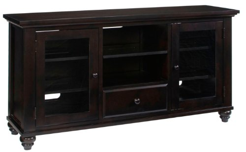 Cheap Broyhill Farnsworth Occasional Tables 60 inch Entertainment Console – 3656-055 (B0053HNS4A)