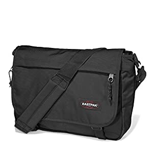 Eastpak Messenger Bag Delegate - 20 Liters - Black