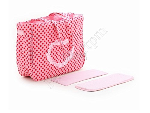 Pink Sweet Heart Pet Carrier Dog Tote Bag Cat Handbag Doggy Purse Puppy Pouch