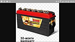 Exide New Generation Invamore 150AH Inverter UPS Batteries - 36 Month Warranty