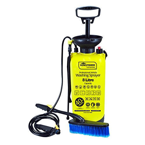 41ijGUAFFDL - BEST BUY #1 King Fisher 8L High Pressure Sprayer 40 PSI Reviews and price